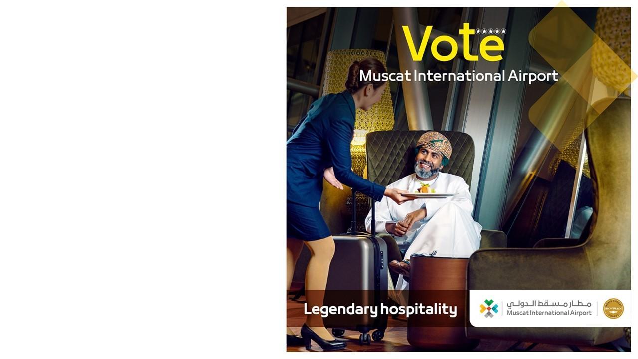 Muscat International Airport   OHI Leo Burnett